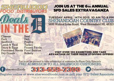 Detroit Theme Invite Back | Print