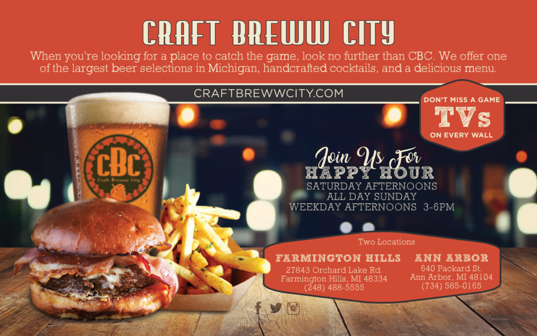 Craft Breww City Restaurant