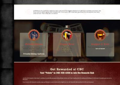Website Screenshot | Home